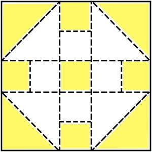 WrenchQuilt Block Pattern