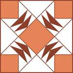 Ozark Trail Quilt Block