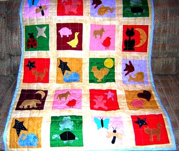 boys quilt pattern