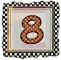 Number 8 Quilt Pattern