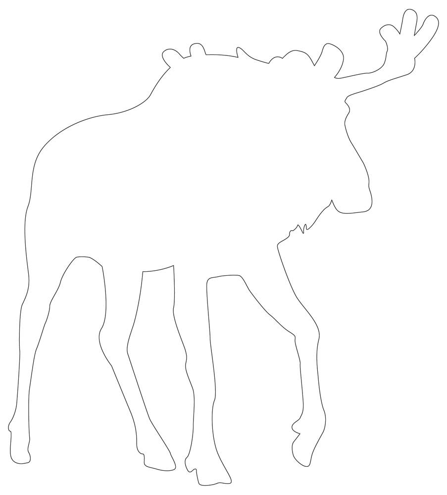 Moose 02 Outline