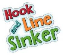Words - Hook, Line and Sinker