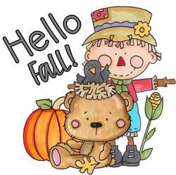 Hello Fall Saying