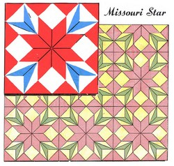 Missouri Star Quilt Block