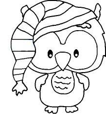 just the owl clipart