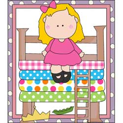 Princess and the Pea Pattern