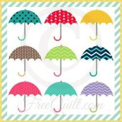 10 Umbrella Patterns