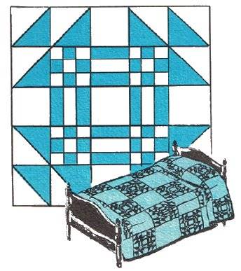 Young Man's Fancy Quilt Block – Traditional Quilt Patterns